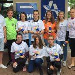 Les M15 du collège Josquin-des-Prés de Condé, vice-championnes de France 2017